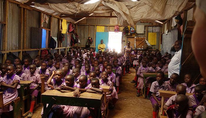 Schüler in Kenia 2