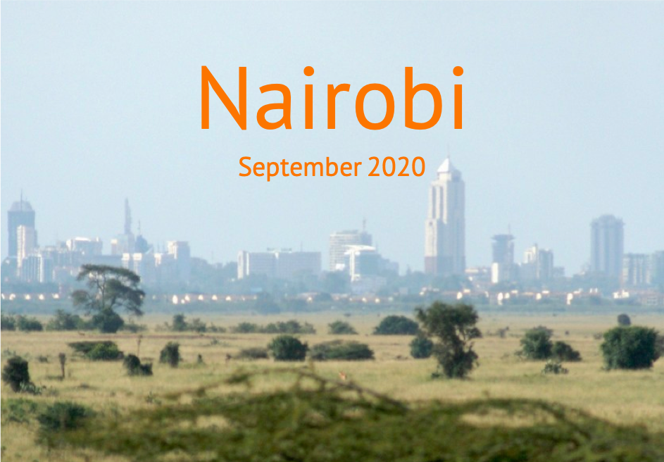 Nyendo_Report_Nairobi_September_2020_Titel