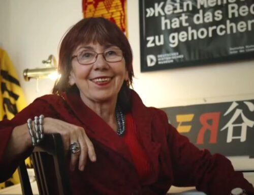 Nyendo gratuliert Margret Rasfeld
