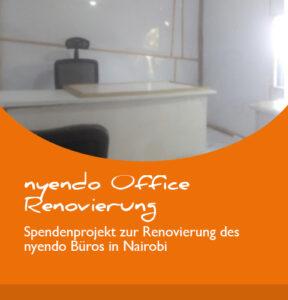 nyendo Office Renovierung