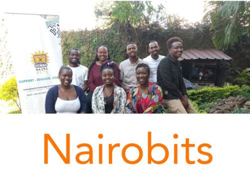 Fortschritte bei unserem Projekt Nairobits